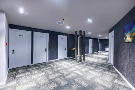 Interior view Parallel Hotel
