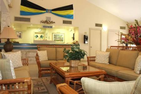 Lobby Castaways Resort and Suites Grand Bahama Island