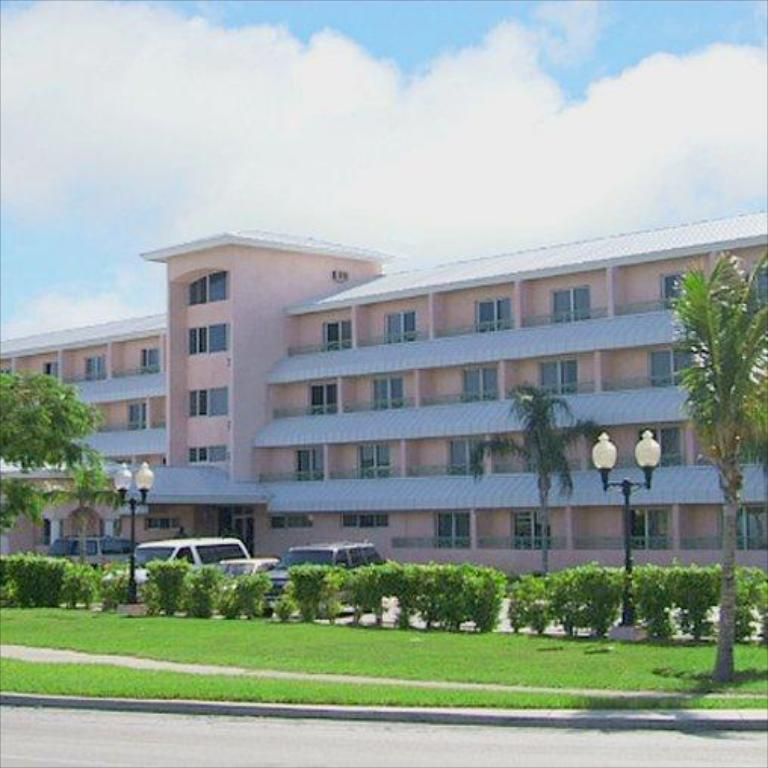 Castaways Resort and Suites Grand Bahama Island