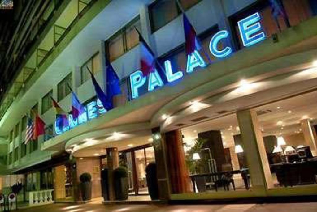 Hotel Cannes Palace****