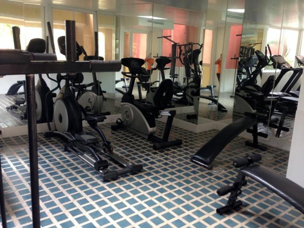 fitnesscentrum Aonang Ayodhaya Beach Resort