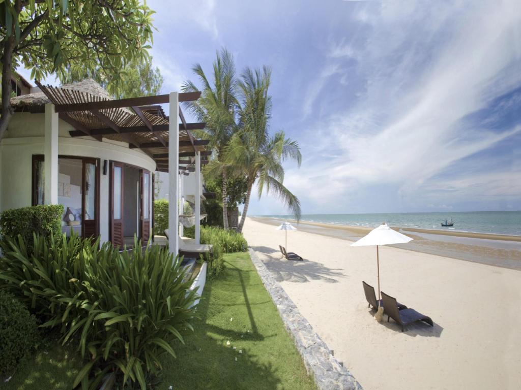 Aleenta Huahin Pranburi Resort And Spa World Luxury Hotel