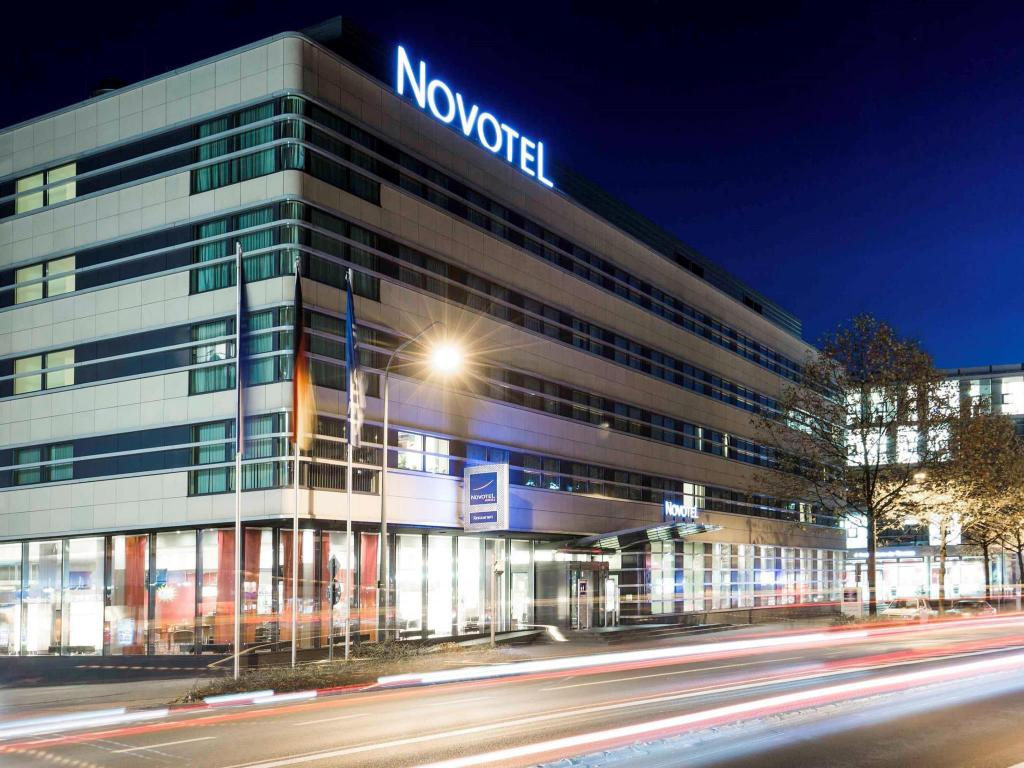 More about Novotel Aachen City Hotel