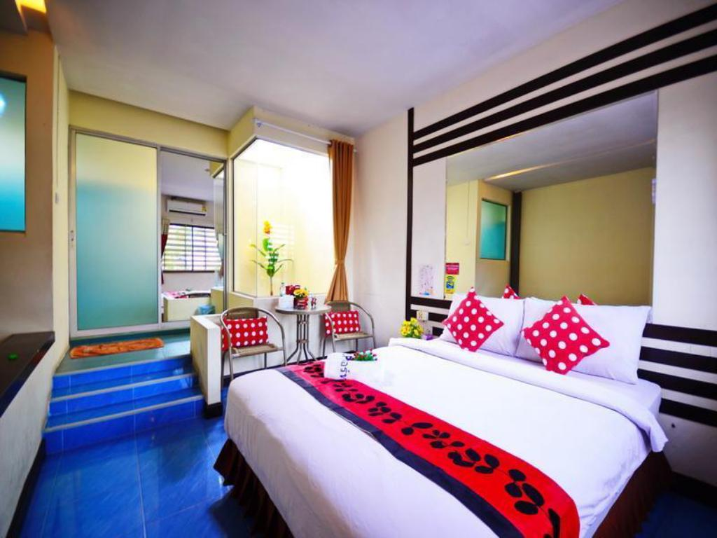 Superior Double Bed PP Resort