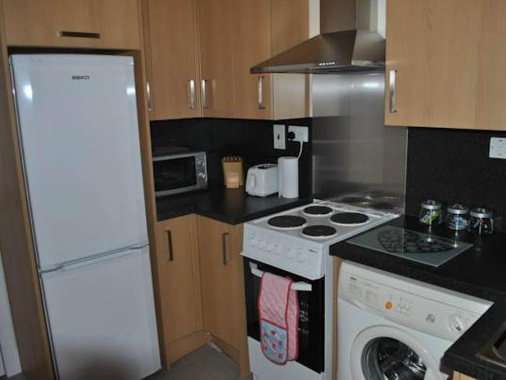 Dapur Dreamhouse Apartments Great Northern Road