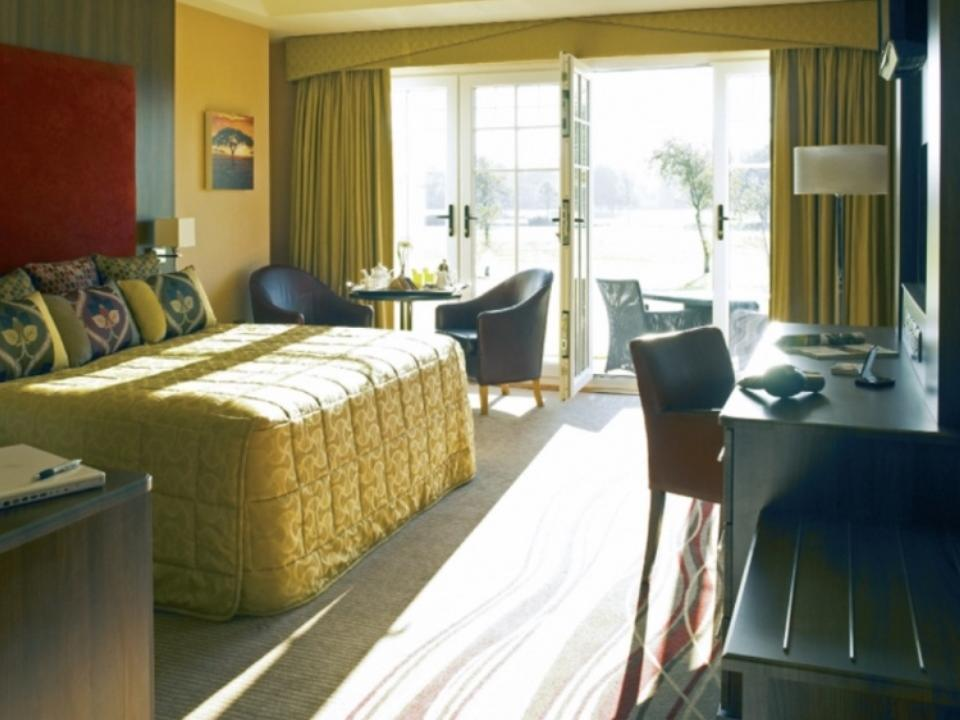 Executive Golf Course Double Room