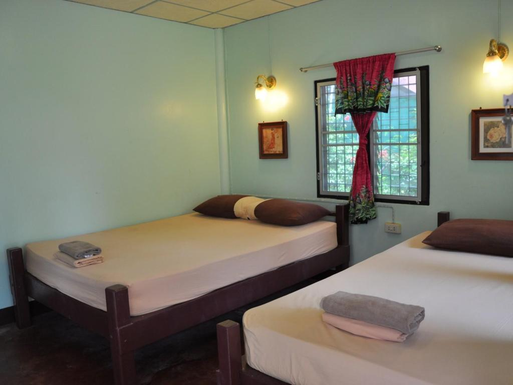 Bungalow - Bed Coral Bungalows