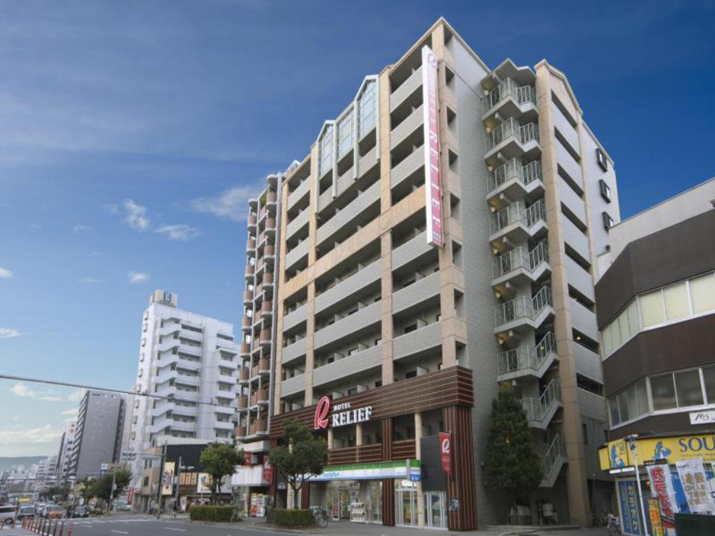 More about Hotel Relief Namba Daikokucho