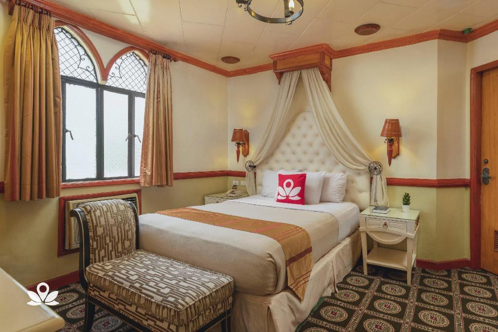 ZEN Rooms Camelot Hotel QC in Manila - Room Deals, Photos