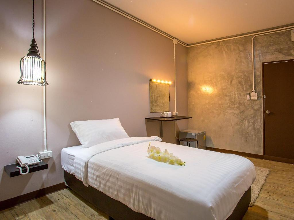 Separation Salon Chambre Studio first residence   chiang mai 2020 updated deals $11, hd