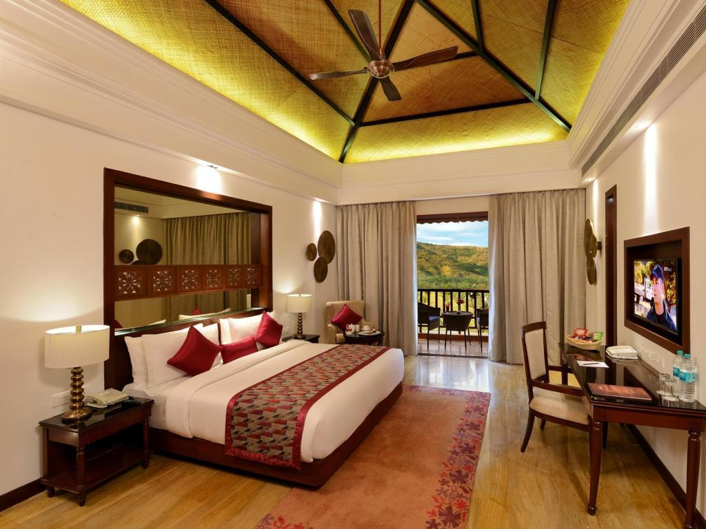 Habitació Deluxe  The Ananta Udaipur Resort