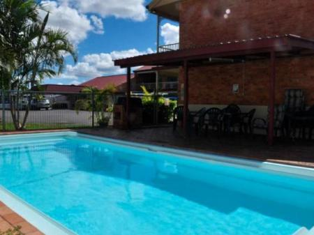Swimming pool Mineral Sands Motel