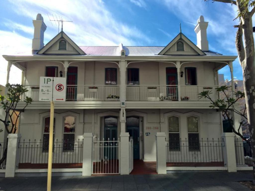 More about Hay Street Traveller's Inn