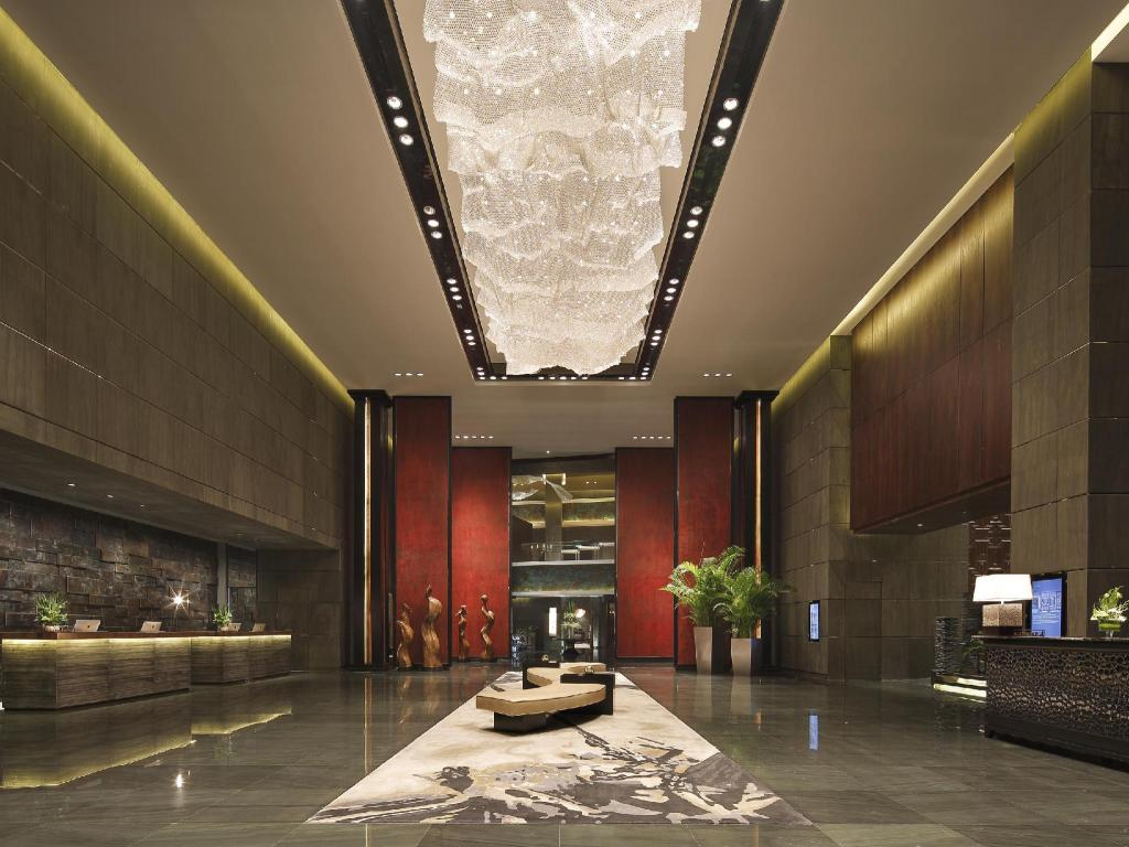 Empfangshalle InterContinental Changsha
