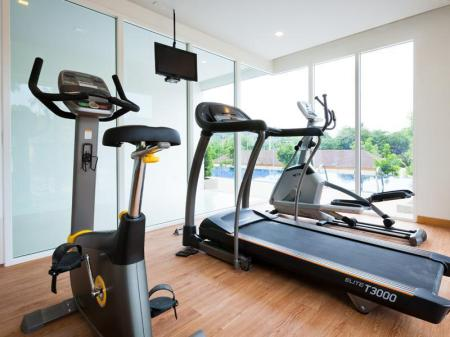 gym The Jasmine Nai Harn Beach Resort and Spa