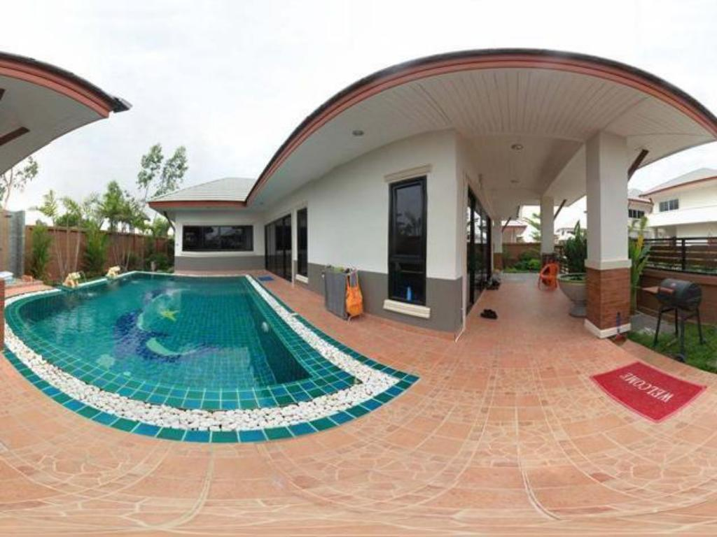 2 Bedroom Pool Villa Baan Dusit Pattaya Park