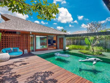 2 Bedroom Pool Villa - Private pool The Santai Villas
