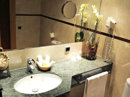 Bathroom Sercotel Gran Fama