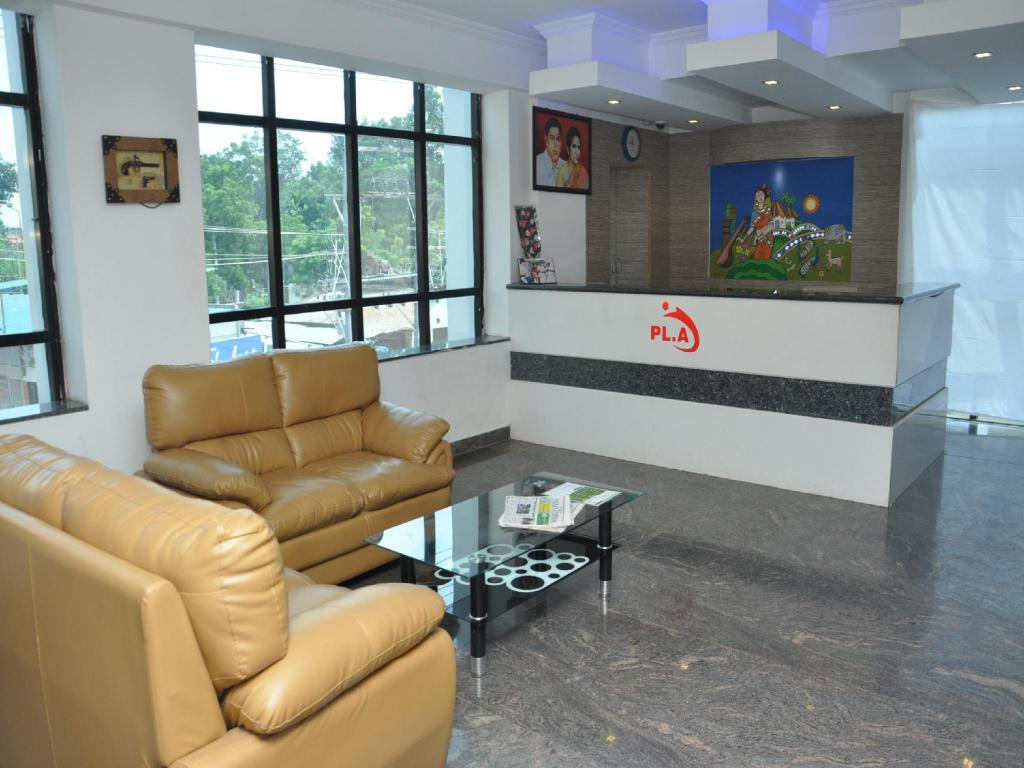 Lobby PL A Residency Annexe - Tanjore