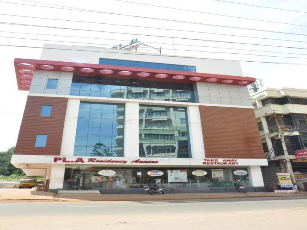 PL A Residency Annexe - Tanjore