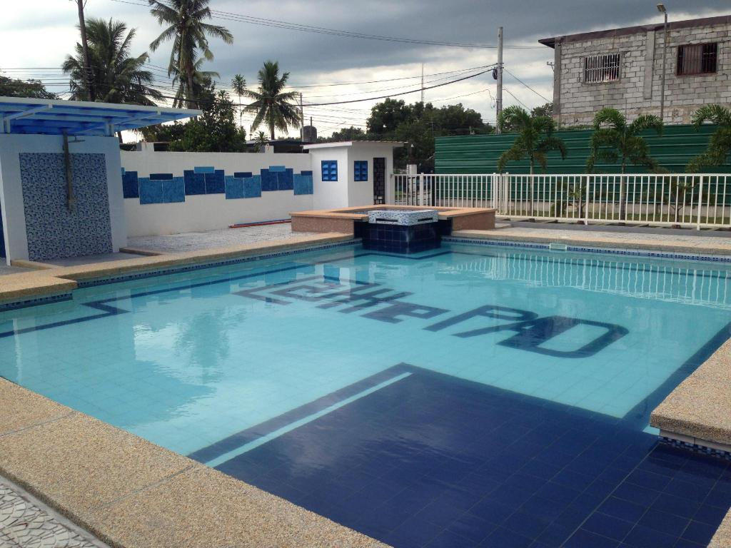 Swimming pool @The Pad Hotel and Resort