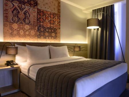 Interior view Republica Hotel Yerevan