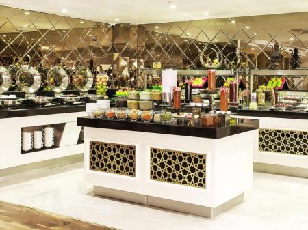 Buffet DoubleTree by Hilton Gaziantep, Turkey