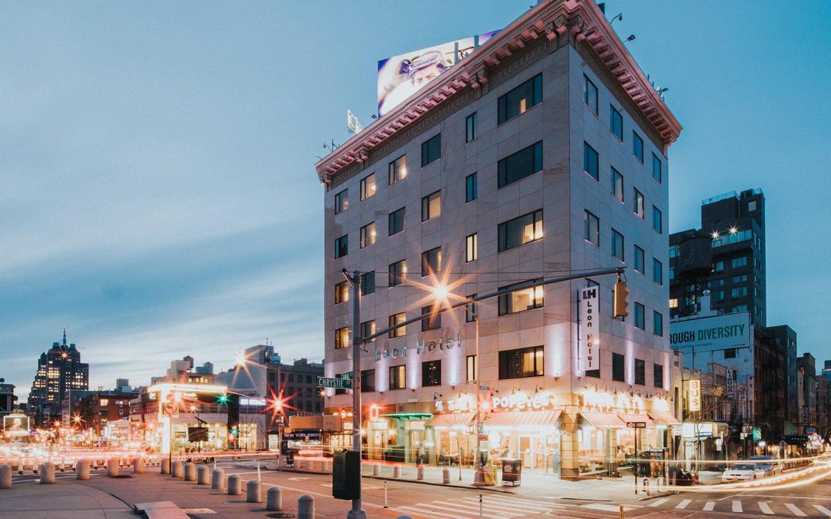 Leon Hotel Pet Friendly New York Ny Offers Free Cancellation 2021 Price Lists Reviews