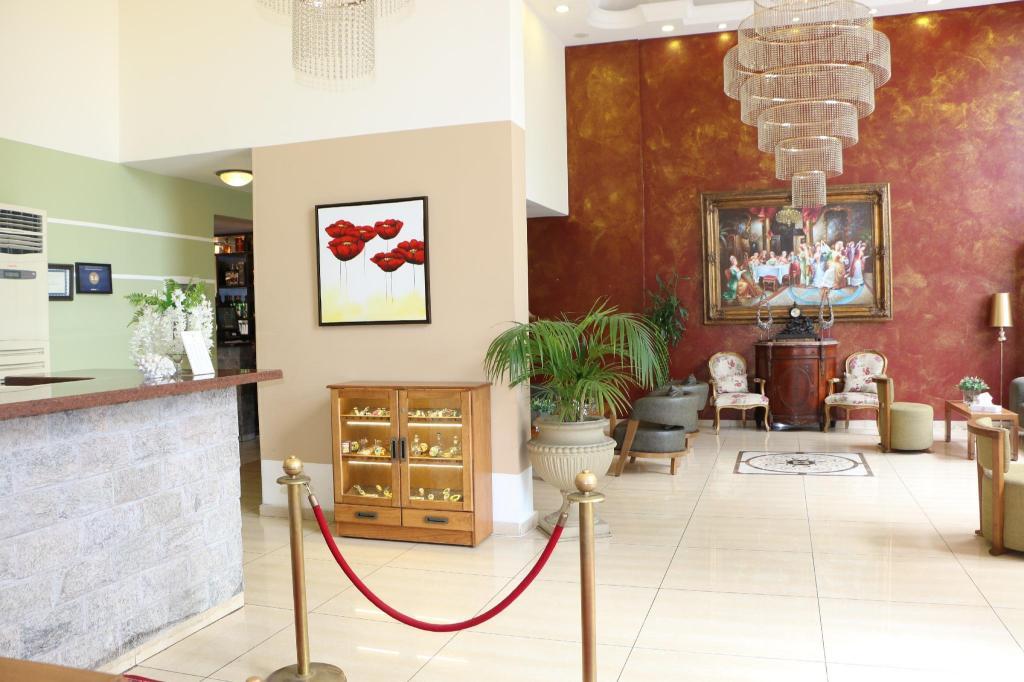 Al Murjan Palace Hotel in Jounieh - Room Deals, Photos & Reviews