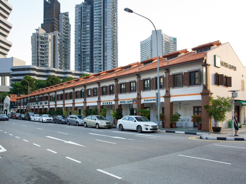 More about Hotel Clover 33 Jalan Sultan