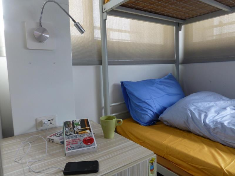8-Bed Dormitory - Male Only
