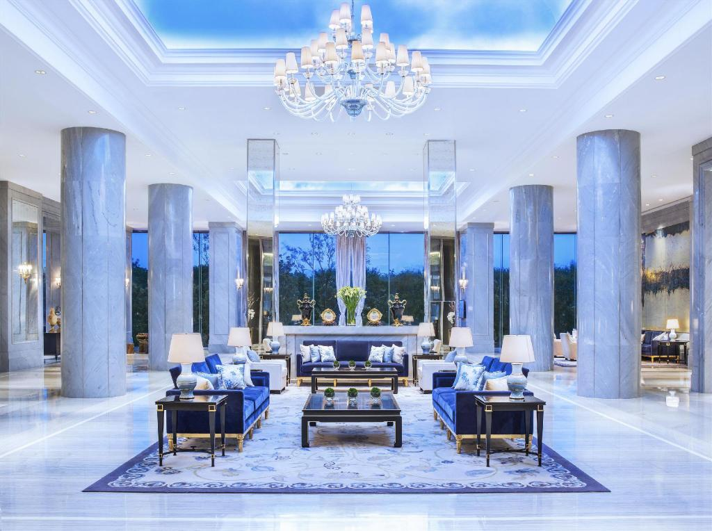 The Azure Qiantang a Luxury Collection Hotel Hangz (The Azure Qiantang a Luxury Collection Hotel Hangzhou)