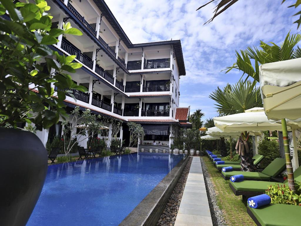 More about Khmer Mansion Boutique Hotel