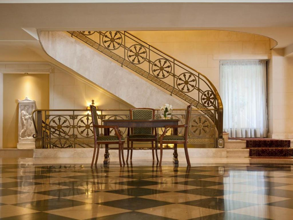 Electra Palace Hotel In Athens