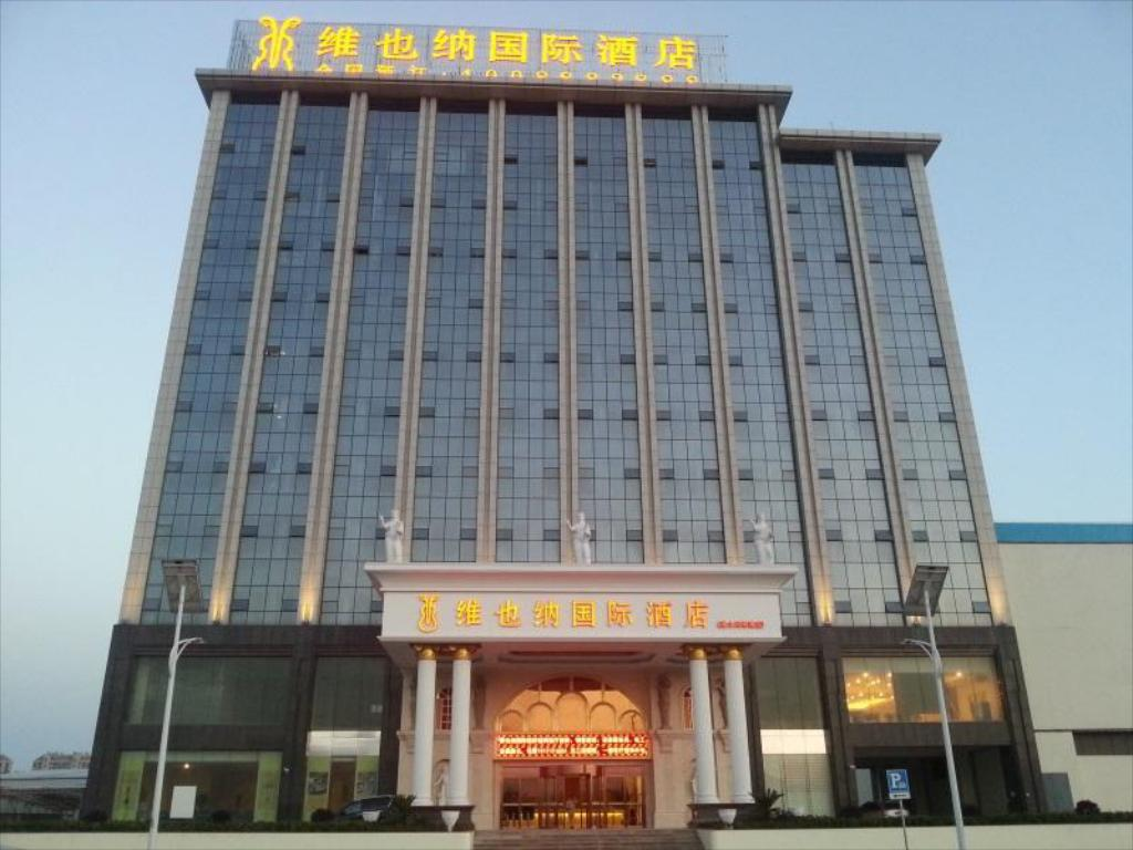 Vienna Hotel Shanghai Pudong Theme Park Wanda Branch In China