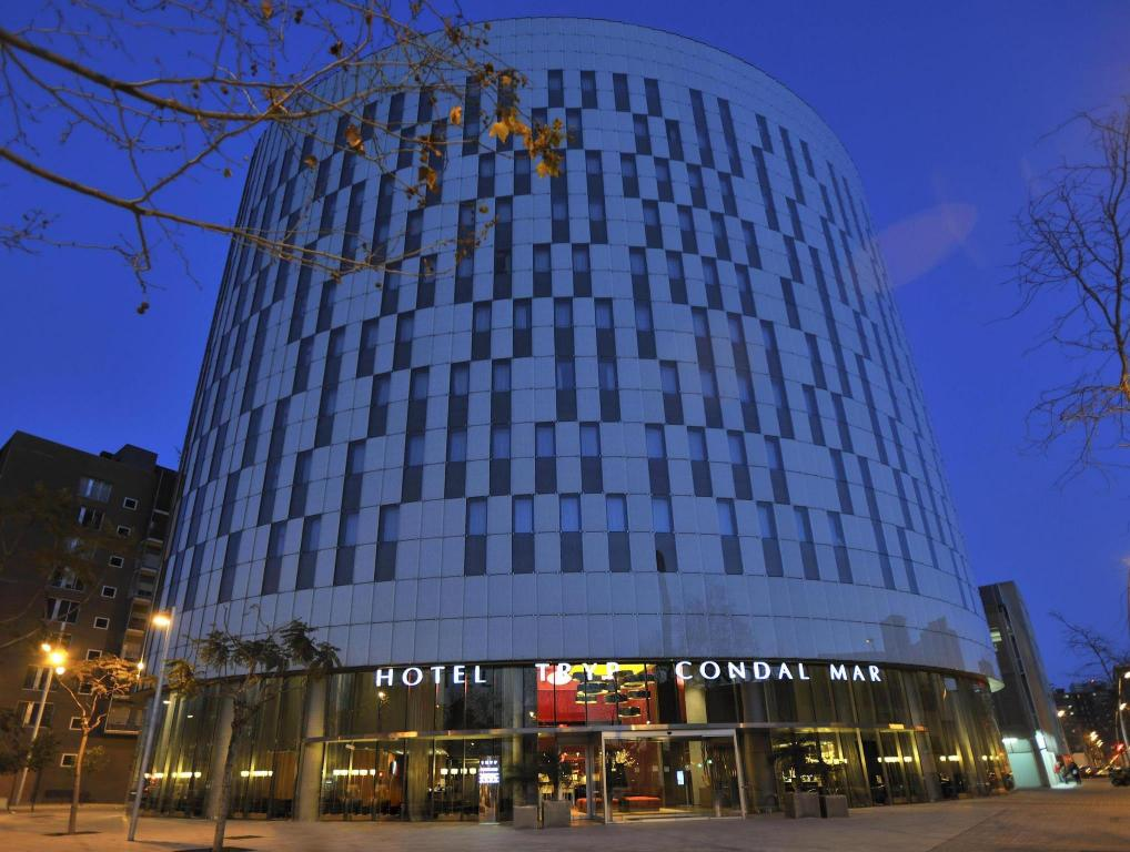 Best Price On Tryp Barcelona Condal Mar Hotel In Barcelona