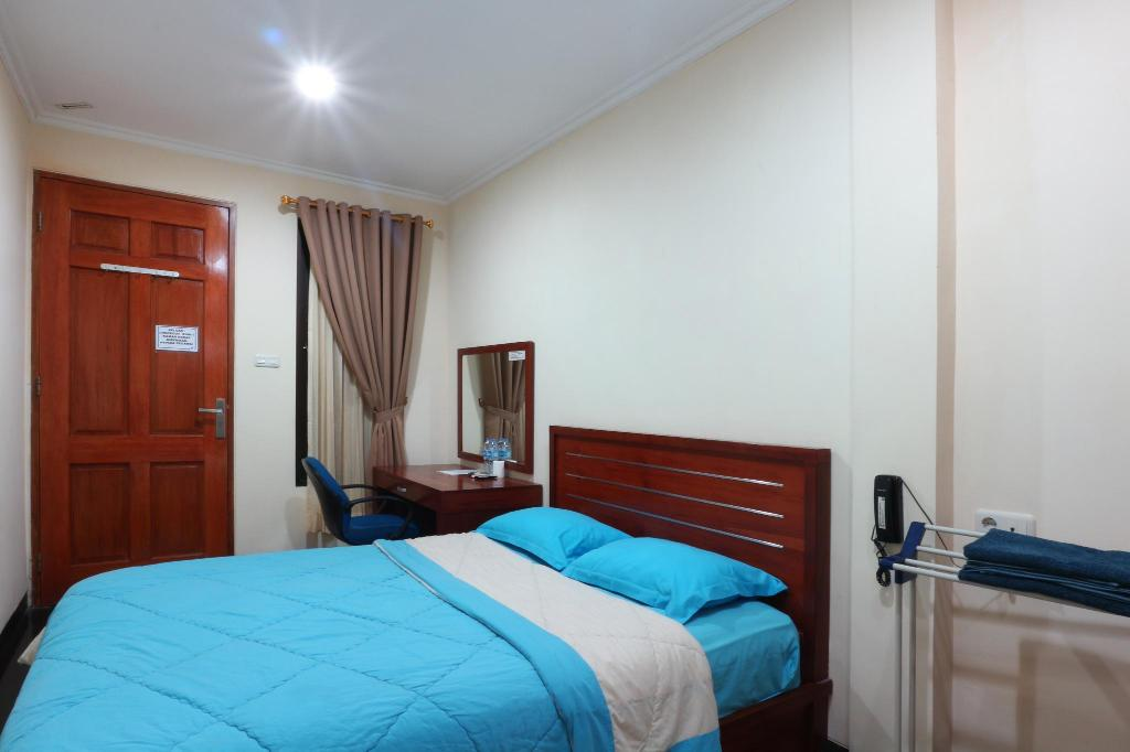 Deluxe  - Kamar Tidur Fontana Residencia Guest House