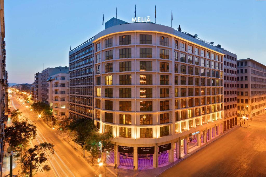More about Melia Athens Hotel