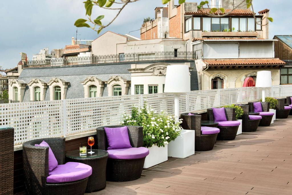 Nh collection barcelona p dium hotel in spain room deals photos reviews - Nh hotel podium barcelona ...