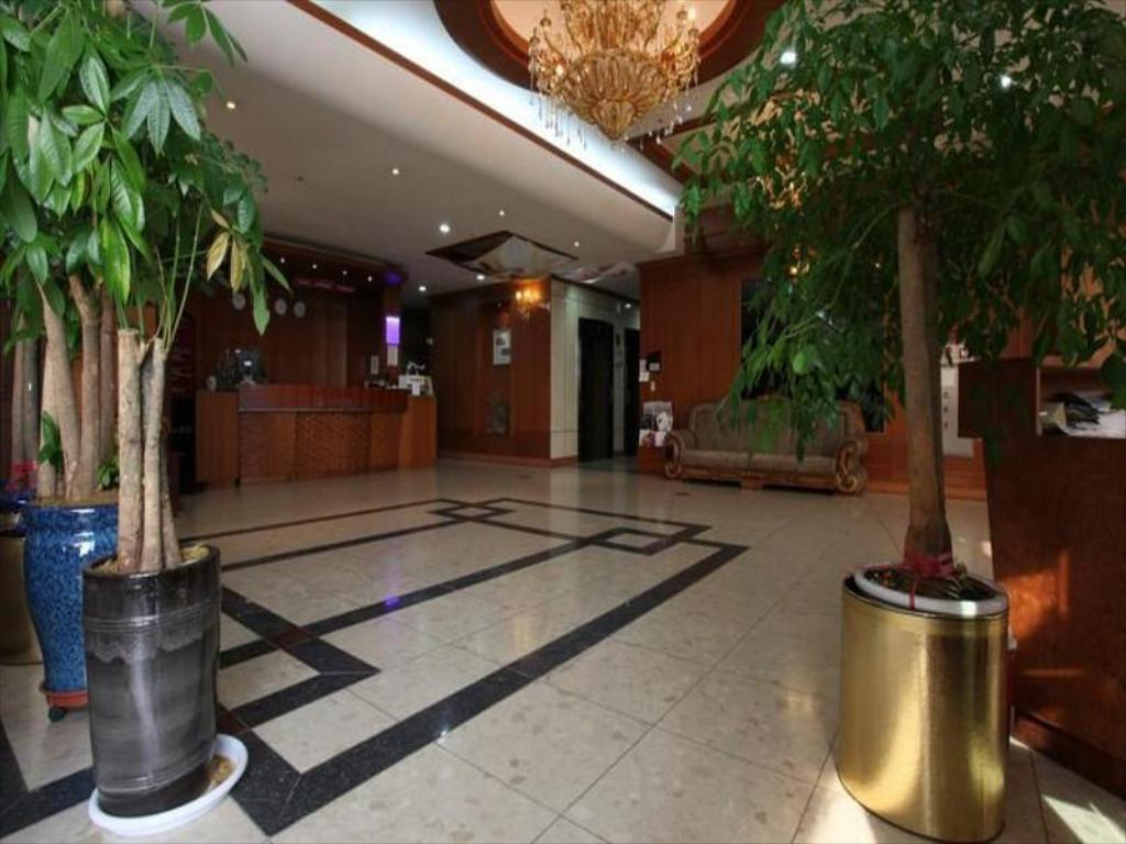 Lobby Incheon Beach Hotel