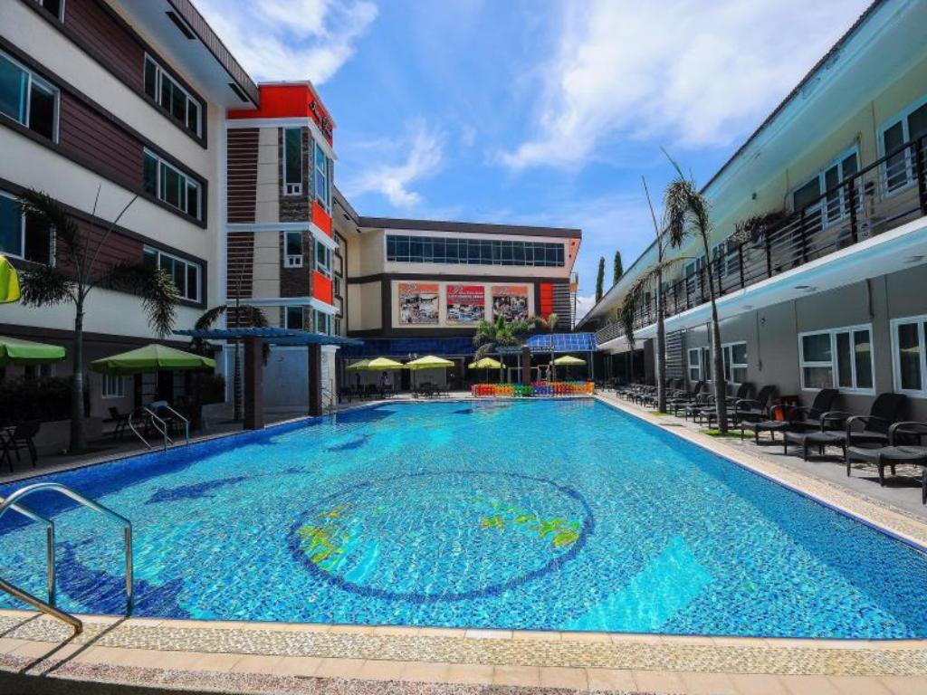 Best Price On Interpark Hotel In Subic Zambales Reviews