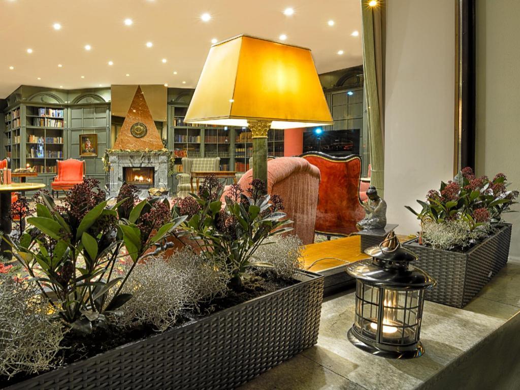Hotel Savoy in Prague - Room Deals, Photos & Reviews