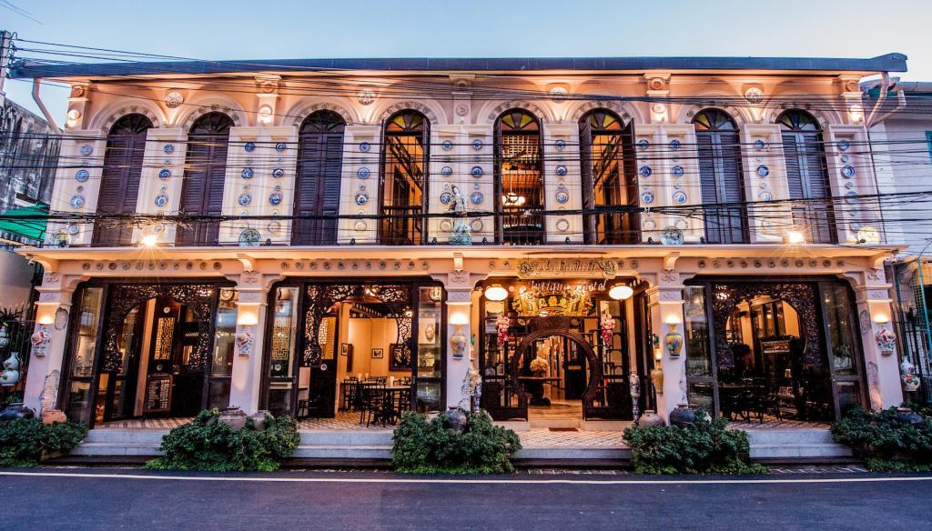 Songkhla Tae Raek Antique Hotel