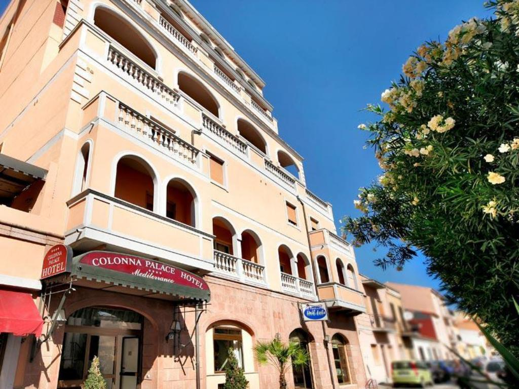 Mere om Colonna Palace Hotel Mediterraneo