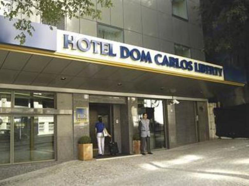 Meer over Hotel Dom Carlos Liberty