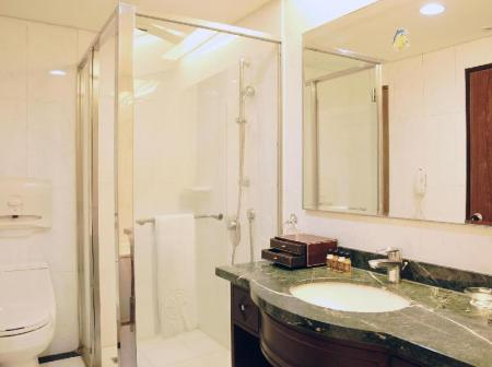 Standard Twin - Bathroom Capital Hotel Nanjing