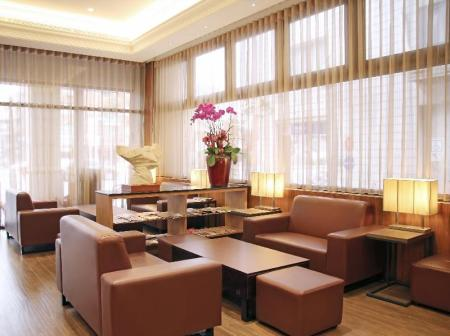 Interior view Capital Hotel Nanjing