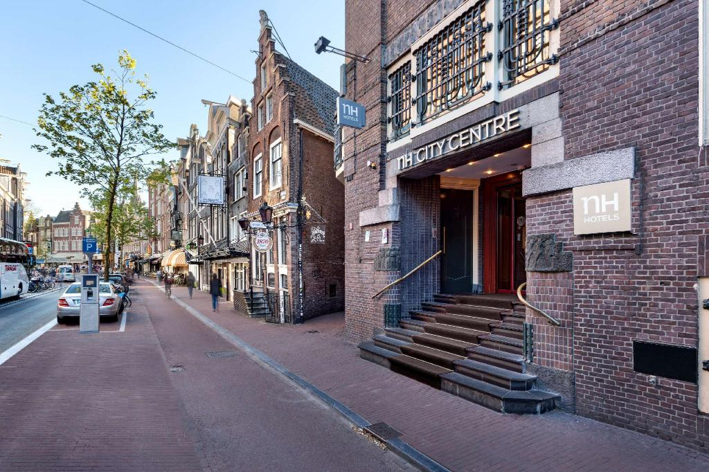 Nh Amsterdam City Centre Hotel Deals Photos Reviews