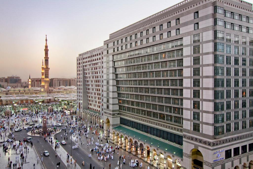 More about Madinah Hilton