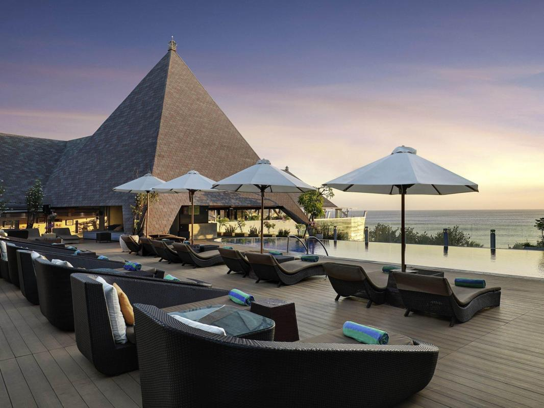 The Kuta Beach Heritage Hotel Bali Managed By Accorhotels Resort Deals Photos Reviews